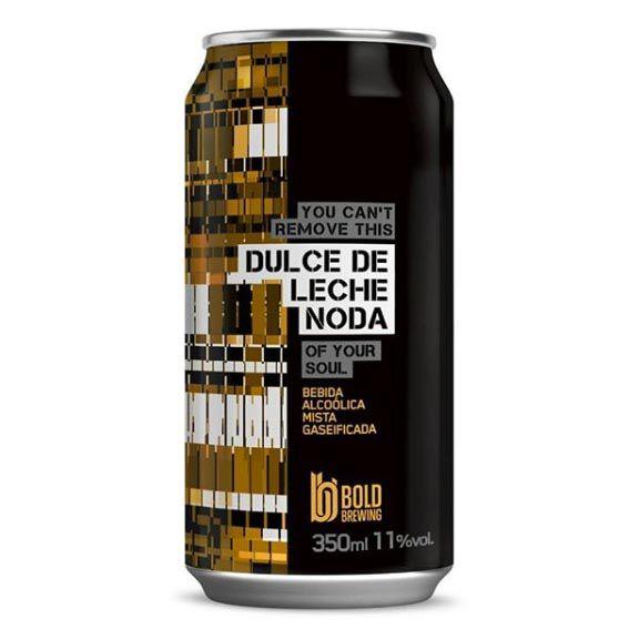 Bold Dulce De Leche  Noda Lata 350ml RIS