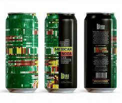 Bold Mexican Noda Lata 473ml RIS