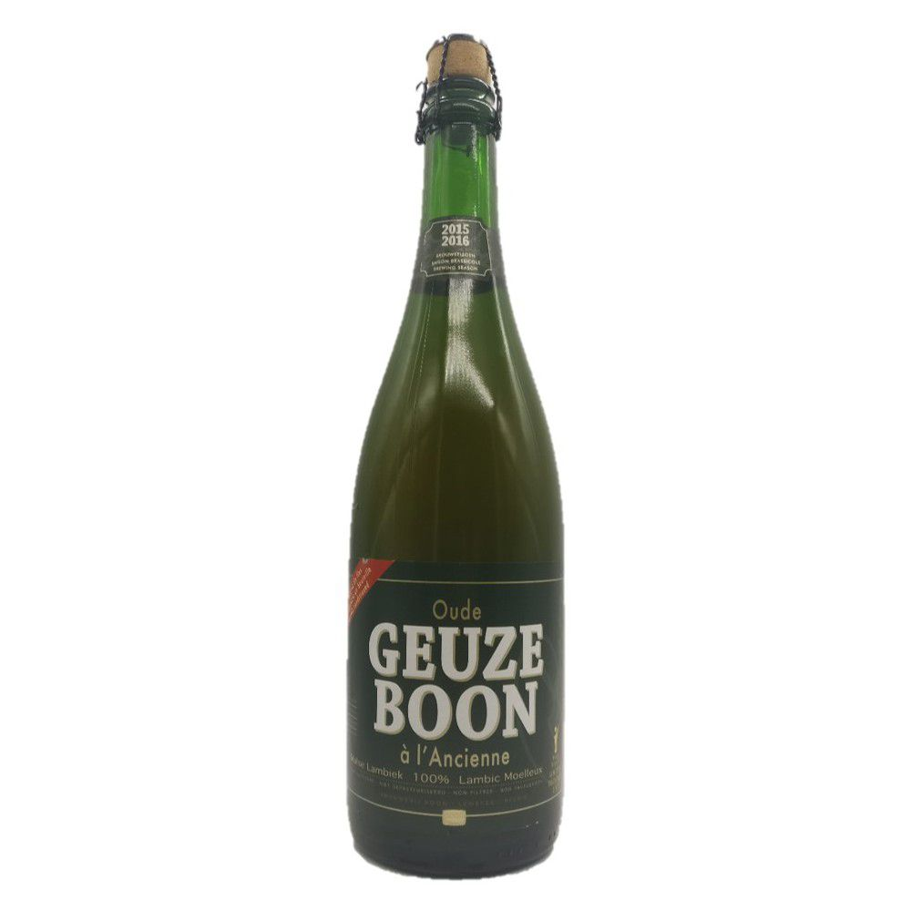 Boon Oude Geuze À L'Ancienne  2015-2016 375ml