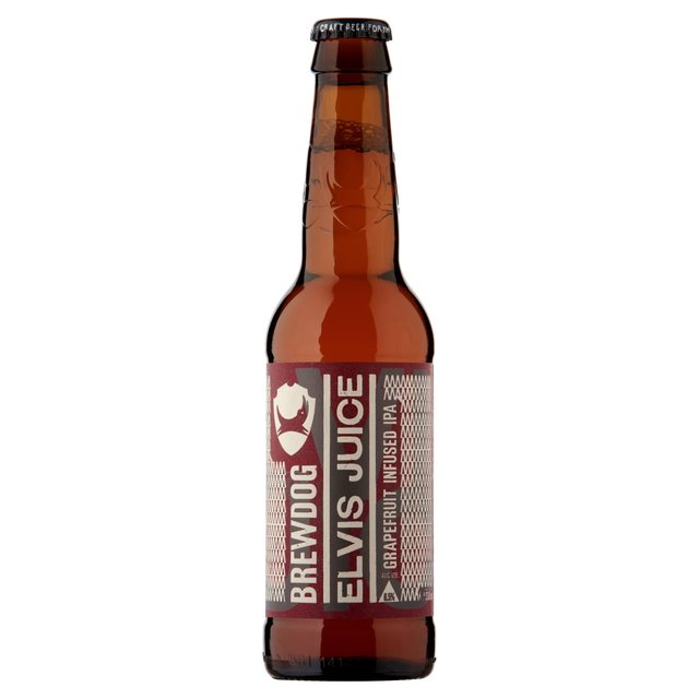 Brewdog Elvis Juice 330ml IPA com Grapefruit