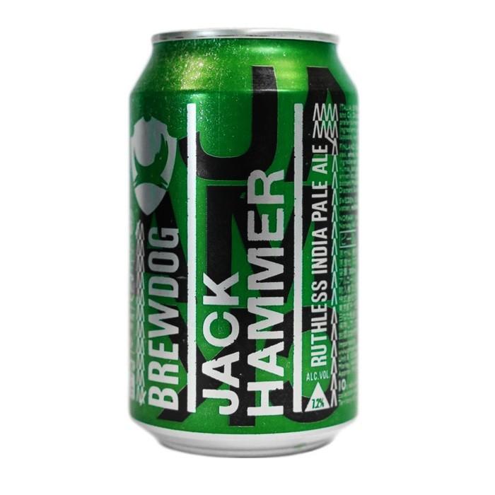 Brewdog Jack Hammer Lata 330ml American IPA