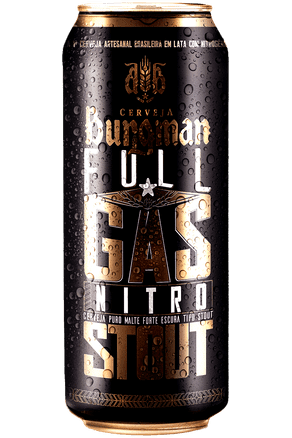 Burgman Full Gas Nitro Stout lata 473ml
