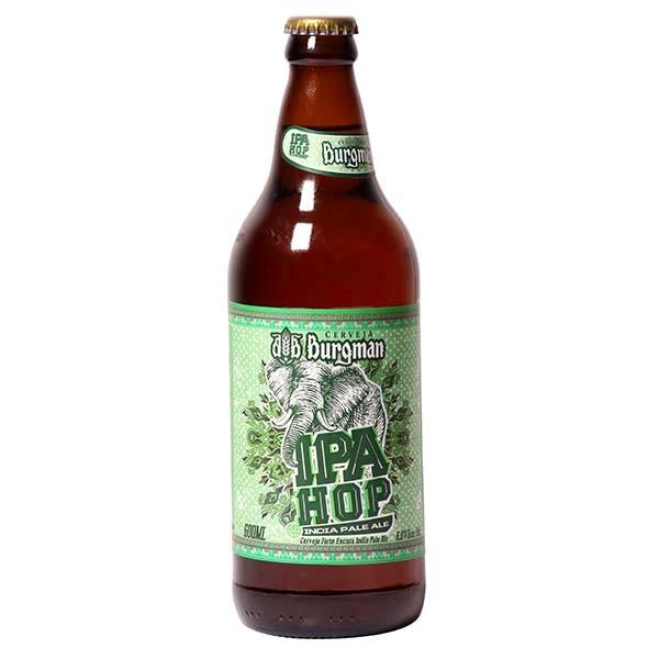 Burgman Ipa Hop 600ml