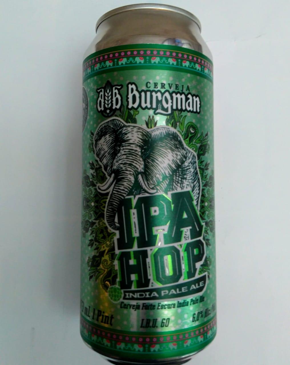 Burgman Ipa Hop lata 473ml
