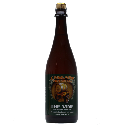 Cascade Brewing The Vine 2015 750ml Sour Ale