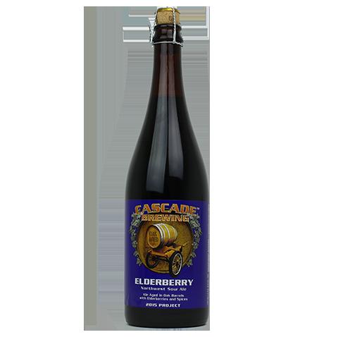 Cascade Edelberry 2015 750ml Sour Ale