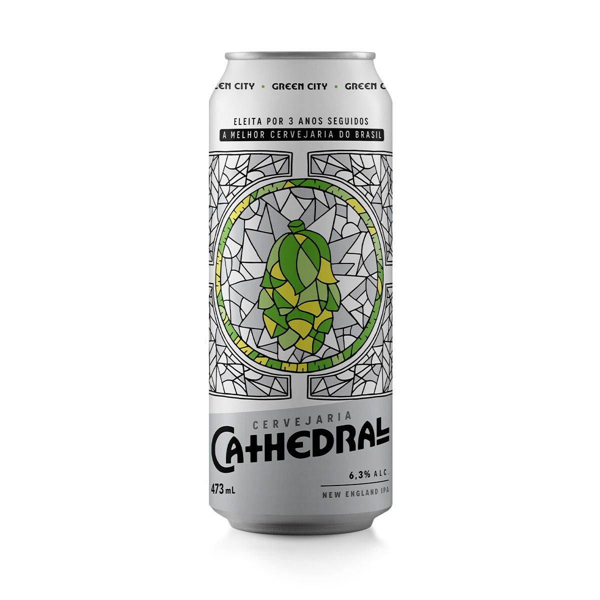 Cathedral Green City  NEIPA 473ml