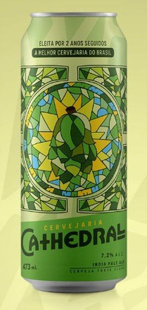 Cathedral Ipa 473ml