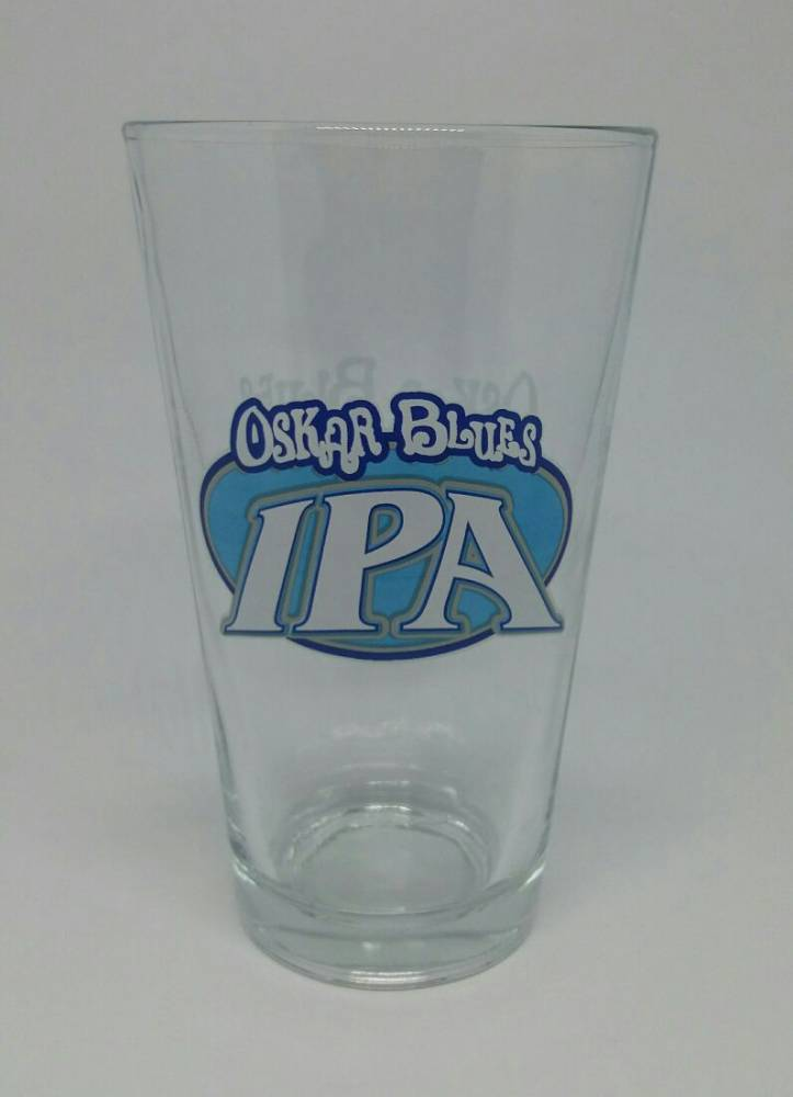 Copo Oskar Blues IPA Pint 473ml