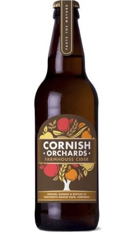 Cornish Orchards Farmhouse Cider 330ml Sidra