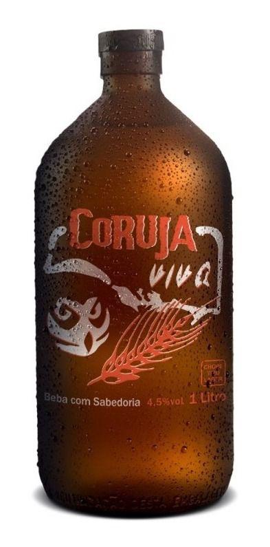 Coruja Viva 1Litro ( venc. 13/04/2020)