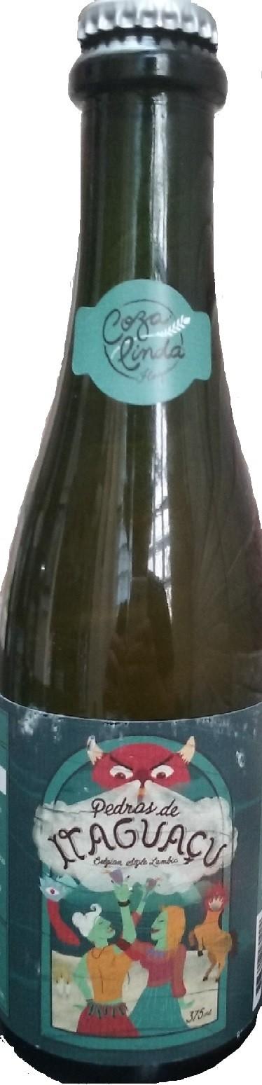 Coza Linda Pedras de Itaguaçu 375ml Lambic