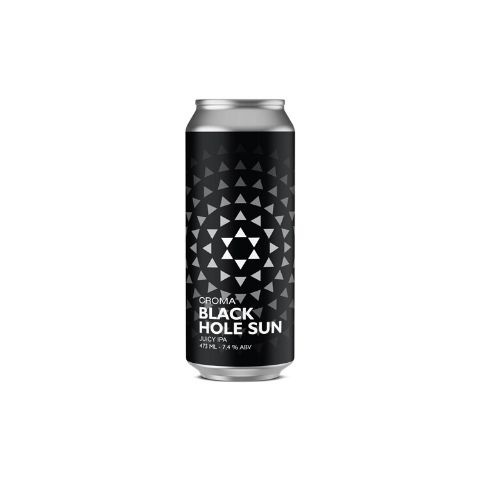 Croma Black Hole Sun juicy IPA Lata 473ml