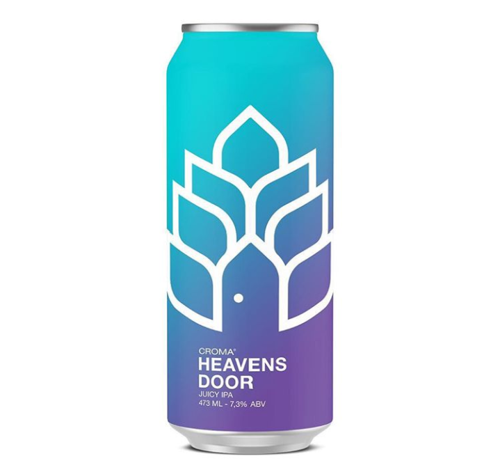 Croma Heavens Door Lata 473ml Juciy  IPA