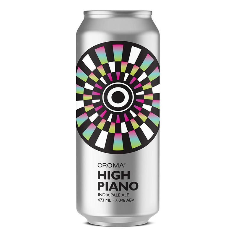 Croma High Piano IPA 473 ml