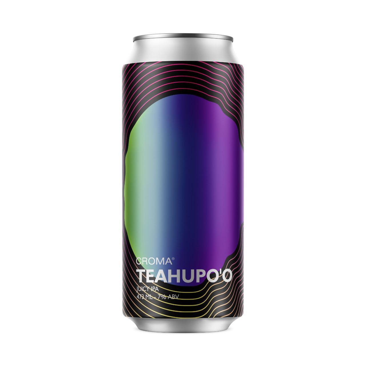 Croma Teahupo