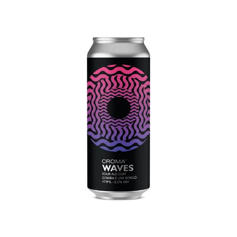 Croma Waves  Sour Ale Lata 473ml