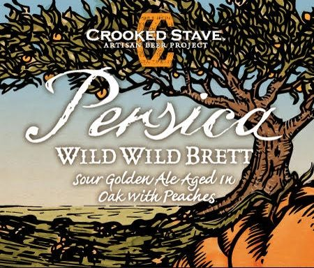 Crooked Stave Persica 375ml
