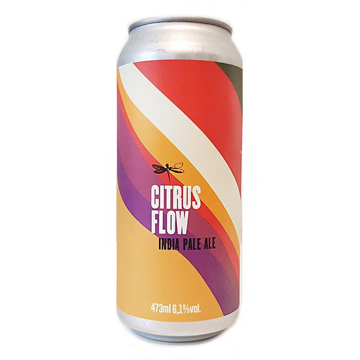 Dádiva Citrus Flow Lata 473ml NE IPA