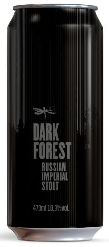 Dádiva Dark Forest Lata 473ml RIS