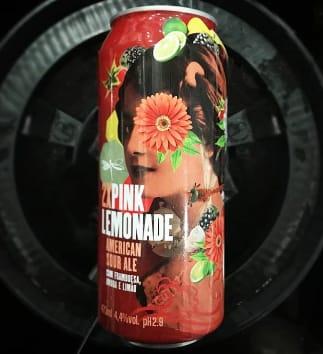 Dádiva  Double Pink Lemonade 473ml Berliner Weiss