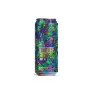 Dádiva Funkyless Sight Brett Ipa Lata 473ml