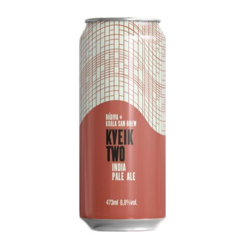 Dadiva | Koala San Brew Kveik Two IPA Lata 473ml
