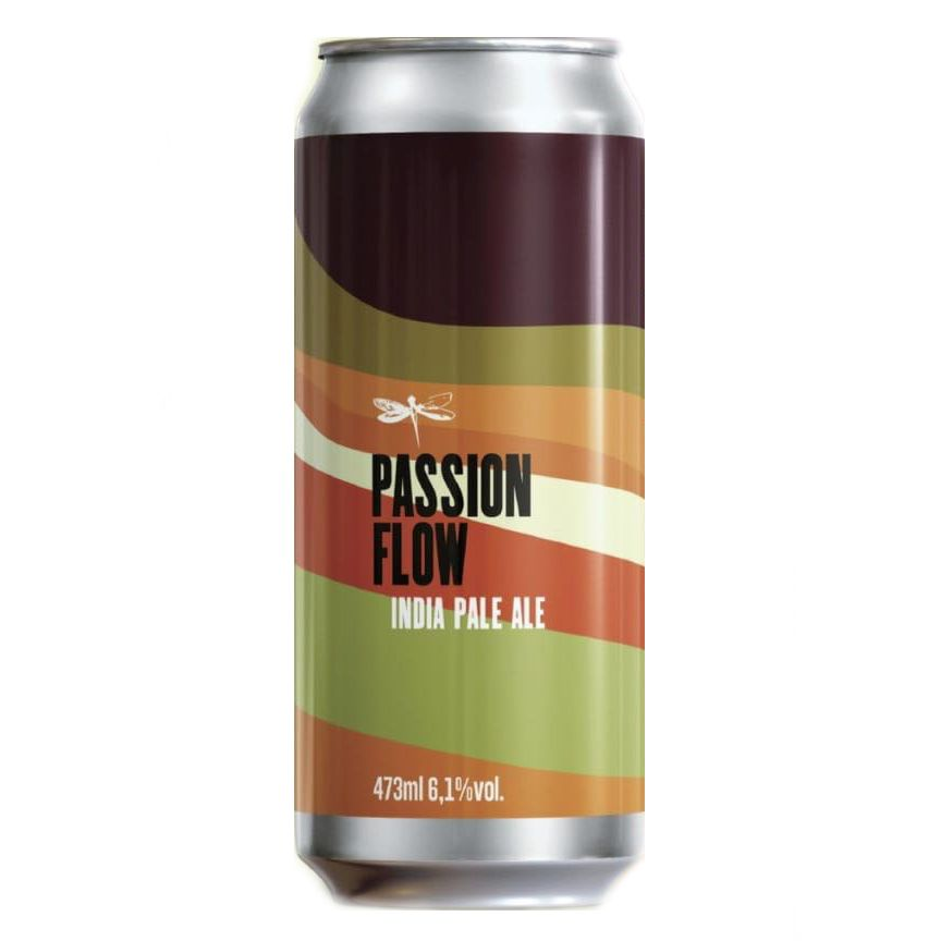 Dadiva Passion Flow IPA Lata 473ml