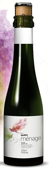 Dádiva Quatre Ménage 375ml Strong Golden Ale
