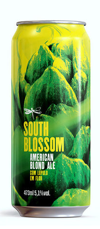 Dadiva South Blossom Lata 473ml American Blond Ale