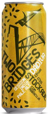 Dádiva / Stockade Two Bridges Lata 473ml Session Ipa c/ Maracujá