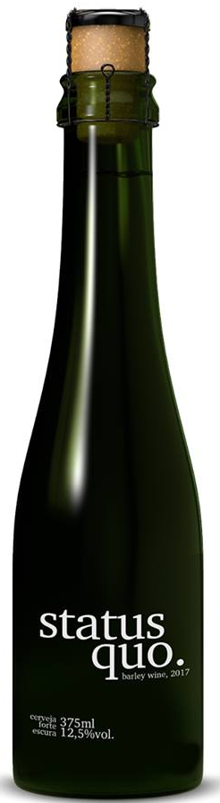 Dádiva/ Trilha Status Quo 375ml Barley Wine