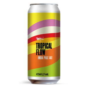 Dádiva Tropical Flow IPA Lata 473ml