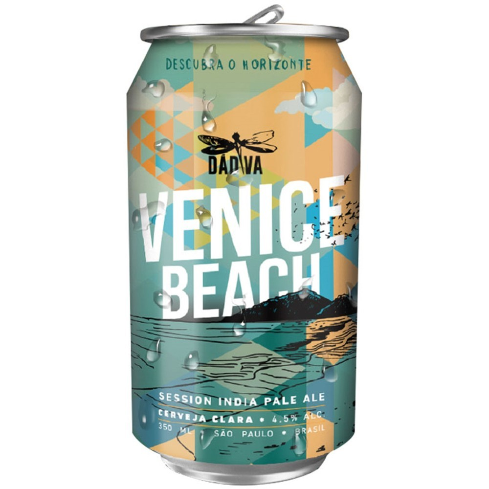 Dádiva Venice Beach 355ml Session IPA