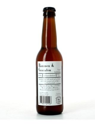 De Molen Bommen & Granaten 330ml Barley Wine
