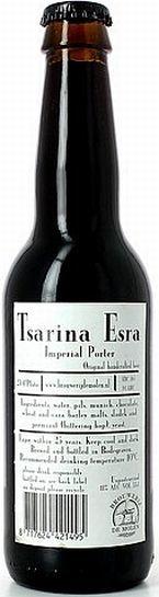 De Molen Tsarina Esra 330ml Imperial Porter