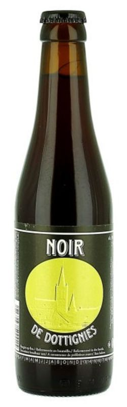 De Ranke Noir de Dottignies 330ml