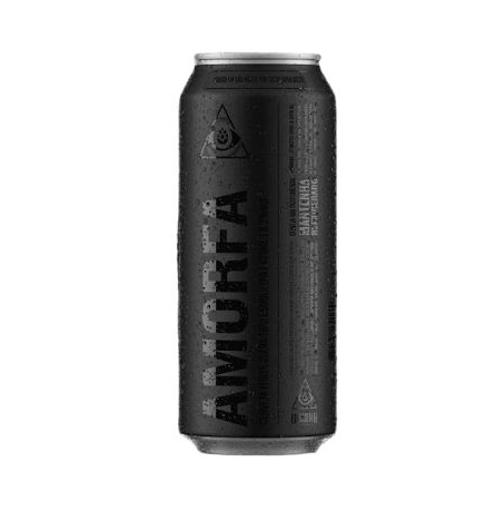 Dogma Amorfa  Lata 473ml Double IPA
