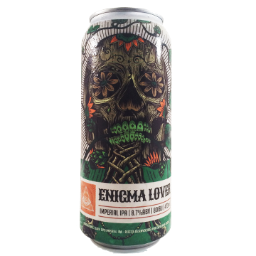 Dogma Enigma Lover Lata 473ml Imperial IPA