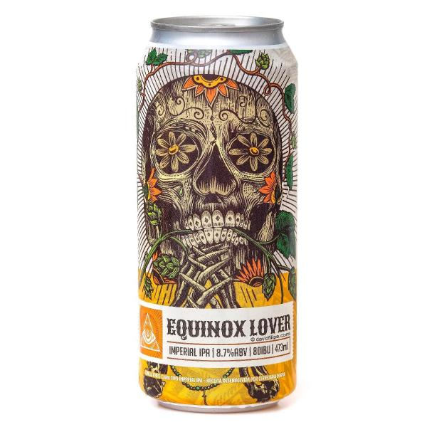 Dogma Equinox Lover Lata 473ml Imperial IPA