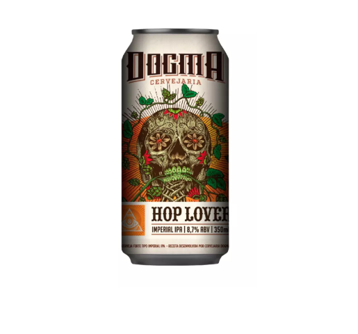 Dogma Hop Lover Lata 350ml Imperial IPA