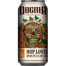 Dogma Hop Lover Lata 473ml Imperial IPA