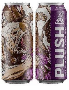 Dogma  Plush Lata 473ml Double IPA