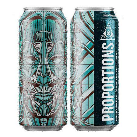 Dogma Proportions Double Ipa Lata 473ml