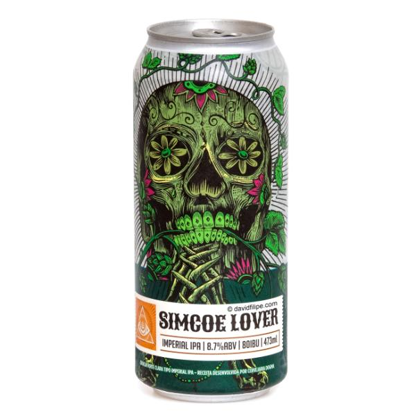 Dogma Simcoe Lover Lata 473ml Imperial IPA