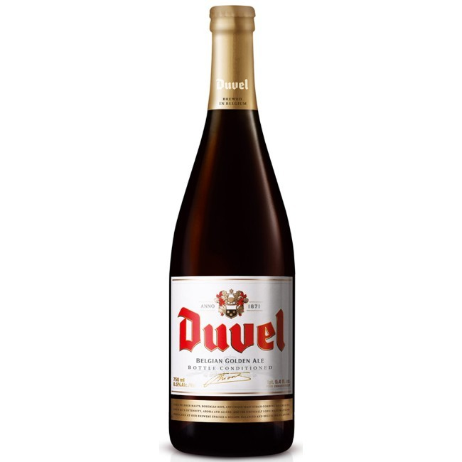 Duvel 750ml Golden Strong Ale