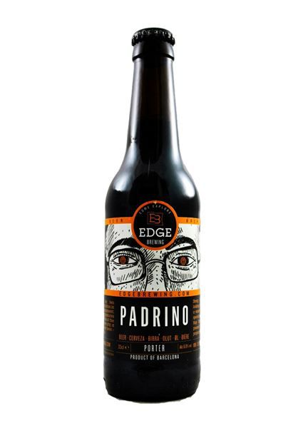Edge Brewing Padrino 330ml Porter