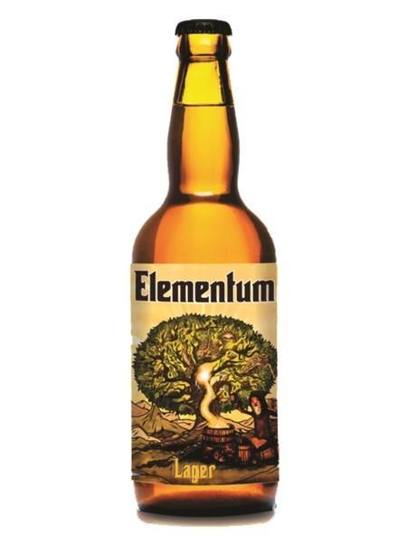 Elementum Lager 500ml