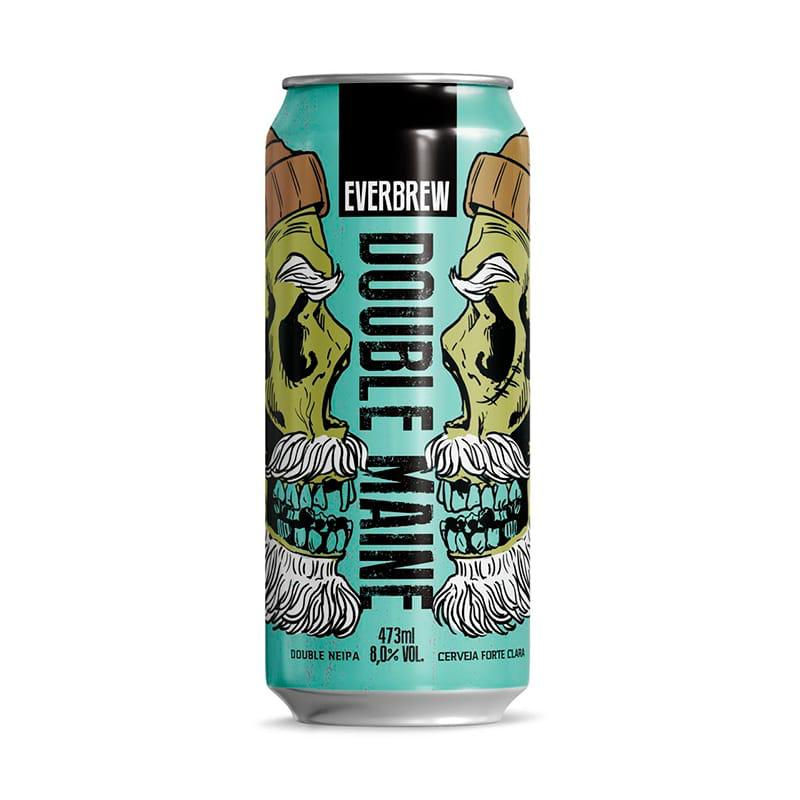 Everbrew Double Maine Double NEIPA Lata 473ml