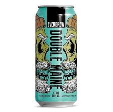 Everbrew Double Maine Lata 473ml Double Juicy IPA